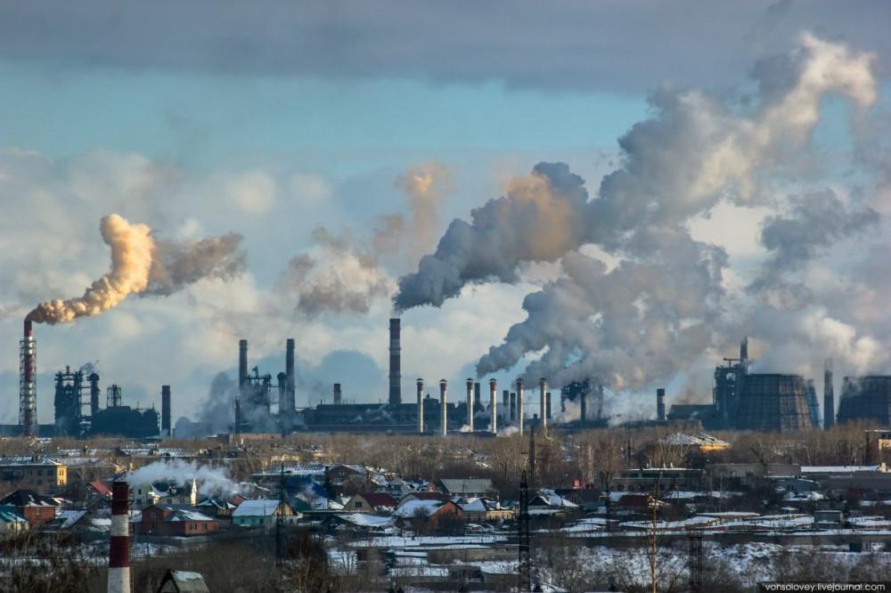 Жители об экологии в Челябинске - Жизнь в Германии