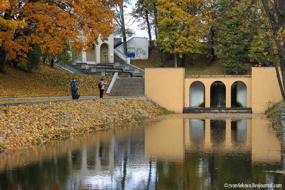 калининград фото осенью
