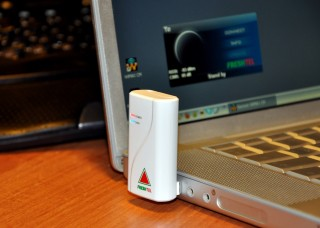 MacBook pro + 4g modem