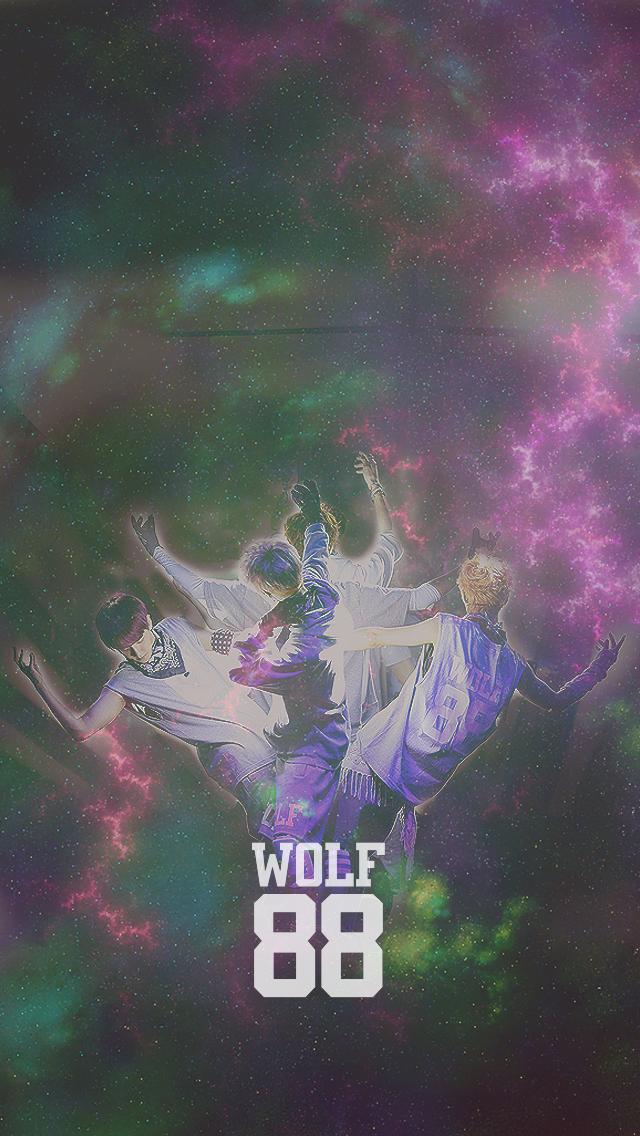 exo wolf 88 wallpaper wwwpixsharkcom images