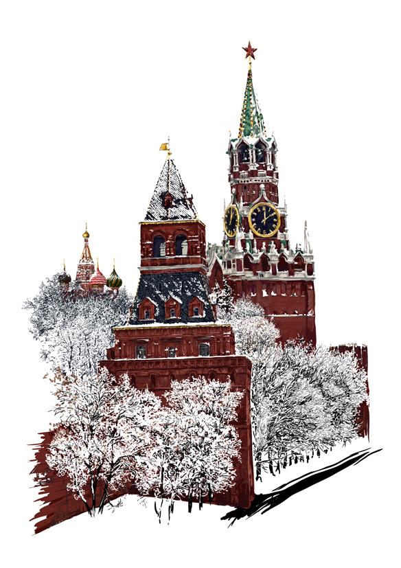 картинки с кремлем москвы на белом фоне лефортово
