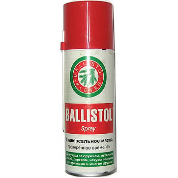 Описаниеballistol - универсальное многоцелевое масло, предназначенное для очистки и защиты поверхностей оружия