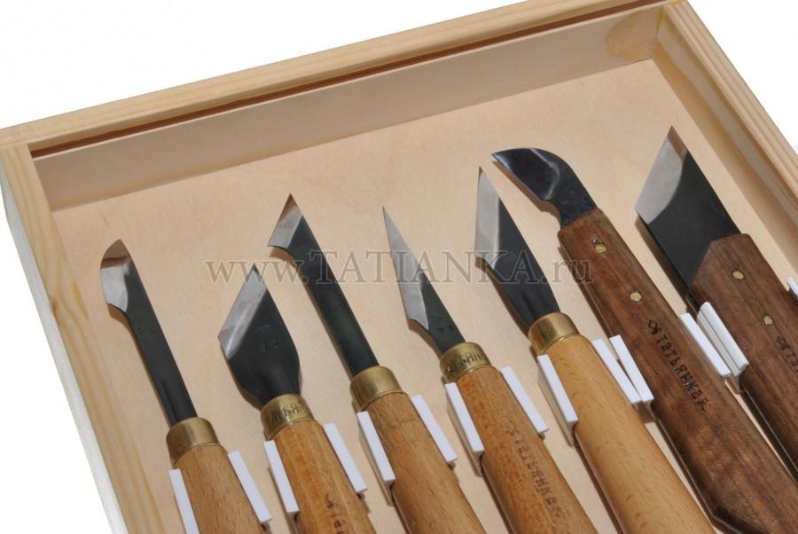 Набор инструментов для резьбы по дереву своими руками 43