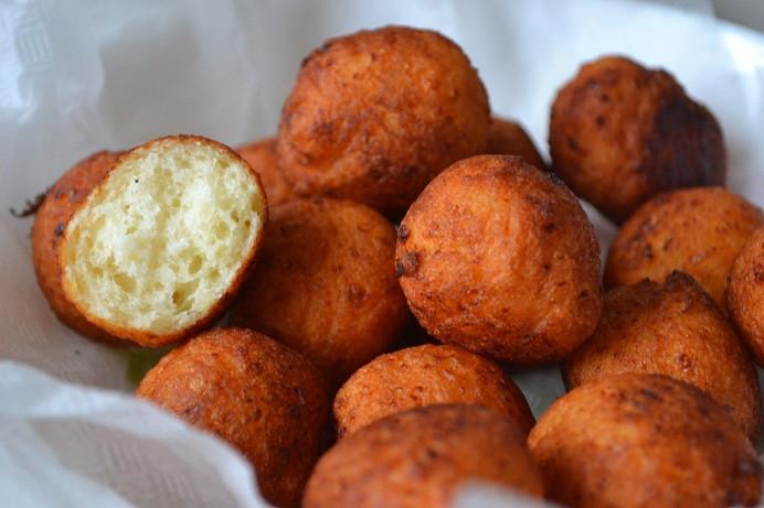 творожные пончики рецепт во фритюре